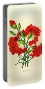 Oeillet Rouge Portable Battery Charger