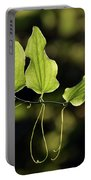 Of Veins And Tendrils Portable Battery Charger
