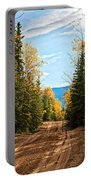 Off The Alaska Highway Portable Battery Charger