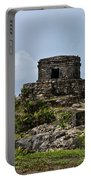Offertories Telum Ruins Mexico Portable Battery Charger