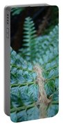 Office Art Forest Ferns Green Fern Giclee Prints Baslee Troutman Portable Battery Charger