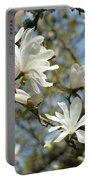 Office Art Prints Magnolia Tree Flowers Landscape 15 Giclee Prints Baslee Troutman Portable Battery Charger