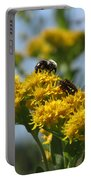 Ohio Goldenrod Buffet Portable Battery Charger