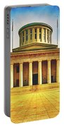 Ohio Statehouse Portable Battery Charger