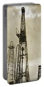 Oil Derrick Vi Portable Battery Charger
