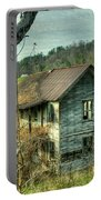 Old Abandoned Home Portable Battery Charger