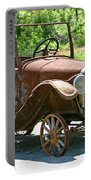 Old Antique Vehicle Portable Battery Charger