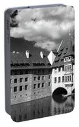Old Architecture  Nuremberg Portable Battery Charger
