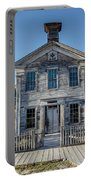 Old Bannack Schoolhouse And Masonic Temple 2 Portable Battery Charger