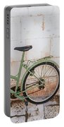 Old Bike Portable Battery Charger