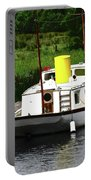 Old Boat Portable Battery Charger