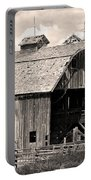 Old Boulder County Colorado Barn Portable Battery Charger