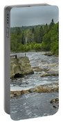 Old Bridge Infrastructure Portable Battery Charger