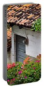Old Buildings In Puerto Vallarta Mexico Portable Battery Charger
