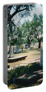 Old Cementery Portable Battery Charger