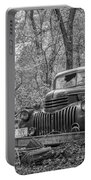 Old Chevy Oil Truck 2 Portable Battery Charger