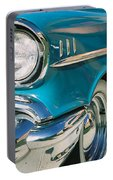 Old Chevy Portable Battery Charger by Steve Karol