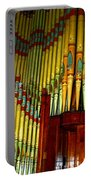 Old Church Organ Portable Battery Charger