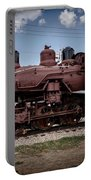 Old Clovis Train Portable Battery Charger