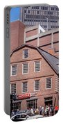 19- Old Corner Book Store Eckfoto Boston Freedom Trail Portable Battery Charger