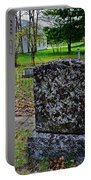 Old Country Cemetery Portable Battery Charger
