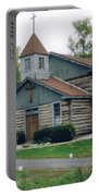 Old Country Church  Portable Battery Charger