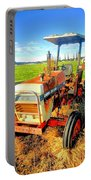 Old David Brown Tractor  Portable Battery Charger