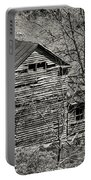 Old Deserted Farmhouse 3 Portable Battery Charger