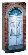 Old Door And Windows Portable Battery Charger