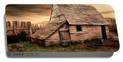 Old English Barn Portable Battery Charger