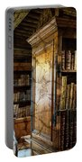 Old English Library Portable Battery Charger