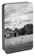 Old Farm Scene Portable Battery Charger