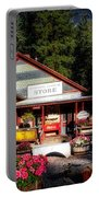 Old Fashioned General Store Portable Battery Charger