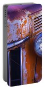Old Ford Pickup Portable Battery Charger