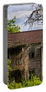 Old Forgotten Farm House Portable Battery Charger