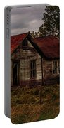 Old Forgotten Farmstead Portable Battery Charger
