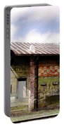 Old Freight Depot Perry Fl. Built In 1910 Portable Battery Charger