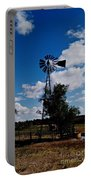 Windmill Color  Portable Battery Charger