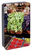 Old Fruit Store Portable Battery Charger