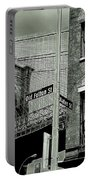 Old Fulton And Water Streets 2 Portable Battery Charger