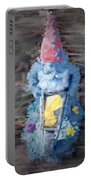 Old Garden Gnome Portable Battery Charger