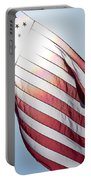 Old Glory - Long May She Wave Portable Battery Charger