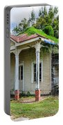 Old House Donaldsonville La-historic Portable Battery Charger