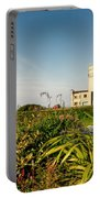 Old Hunstanton Lighthouse North Norfolk Uk Portable Battery Charger