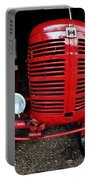 Old International Harvester Tractor Portable Battery Charger