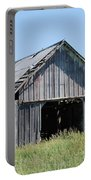 Old Iowa Barn Portable Battery Charger