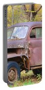 Old Jalopy Portable Battery Charger