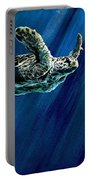 Old Man Of The Sea Portable Battery Charger