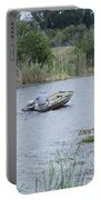 Old Man River Portable Battery Charger