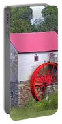 Old Mill Of Guilford Squared Portable Battery Charger